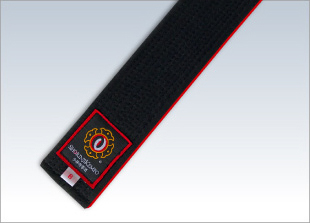Special-Order Rank Obi (Red) wide