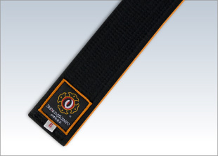 Special-Order Rank Obi (Yellow) wide