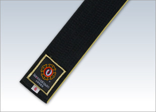 Special-Order Rank Obi (Gold) wide