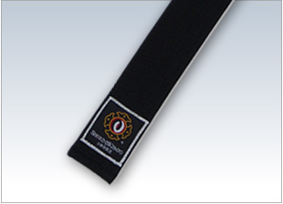 Special-Order Rank Obi (Silver) regular